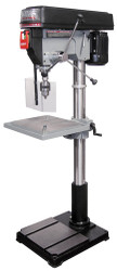 "King -  12 Speed - 22"" Drill Press with Safety Guard - KC-122FC-(LS)"