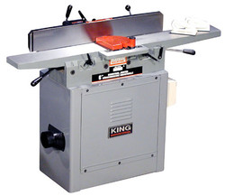 "King - 6"" Industrial Jointer - KC-70FX"