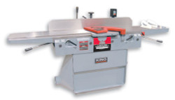 "King -  12"" Industrial Jointer with Spiral Cutterhead (220V) - KC-125FX"