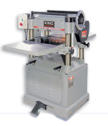 "King -  15"" Planer with Spiral Cutterhead - KC-390FX"