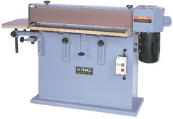 "King -  6"" x 108"" Edge Sander - CT-108C"