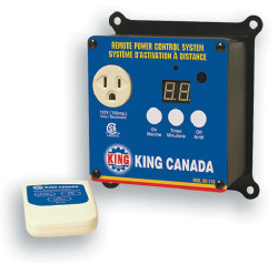 King - Remote Power Control Systems - RC-110