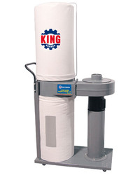 King -  600 CFM Dust Collector - KC-2105C