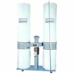 King -  3980 CFM Dust Collector (220V) - KC-5043FX-2