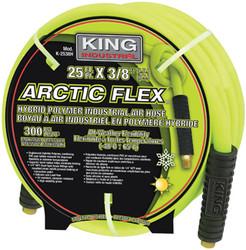 King Canada - ARCTIC FLEX - Hybrid Polymer Industrial Air Hose - K-2538H