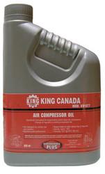 King Canada - Bottle of Compressor Oil - KW-077