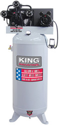 King - High Output 6.5 Peak HP 60 Gallon Air Compressor - KC-5160V1