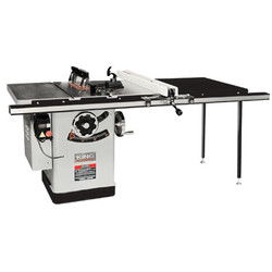 "King -  10"" Extreme Cabinet Saw With Riving Knife Blade Guard System - KC-26FXT/i50/5052"