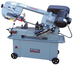 "King - 7"" x 12"" Metal Cutting Bandsaw - KC-712BC"