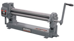 "King - 36"" x 22 Ga. Slip Roll - KC-S3622"