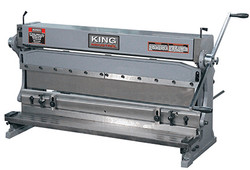 "King -  12"" x 20 Ga.  Shear, Brake and Roll - KC-1220"
