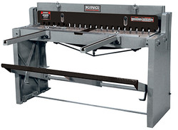 "King - 52"" x 16 Ga. Foot Shear - KC-F5216"