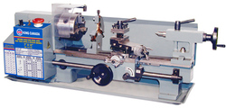 King - Variable Speed Mini Metal Lathe - KC-0712ML