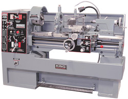 "King - 16"" x 40"" High precision ""TOOLROOM"" Metal Lathe - KC-1640ML"