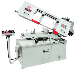 "King -  10"" X 18"" Variable Speed Swivel Metal Cutting Bandsaw (220V) - KC-228S-V-2"