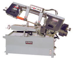 "King - 9"" x 18"" Metal Cutting Swivel Bandsaw (200V) - KC-918S-V"