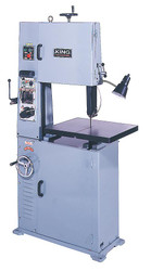 "King - 18"" Metal Cutting Bandsaw - KC-450"