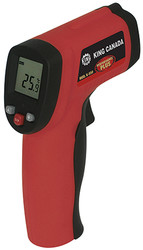 King - Infrared Digital Thermometer with Laser Pointer - K-550