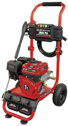 King - 3000 PSI Gasoline High Pressure Washer - KPW-3001FM