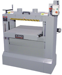 "King -  26"" x 12"" Dual Drum Sander - KC-26DS"