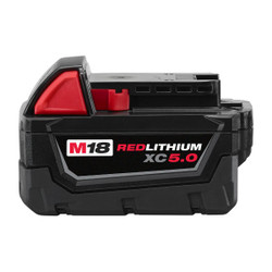 Milwaukee -  M18™ REDLITHIUM™ XC 5.0 Extended Capacity Battery Pack - 48-11-1850