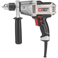 "Porter Cable -  1/2"" Keyed 7.0 Amp Drill - PC700D"