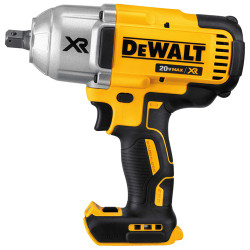 "DeWalt -  20V MAX XR 3 Speed 1/2"" High Torque Impact Wrench (Detent Pin) - TOOL ONLY - DCF899B"