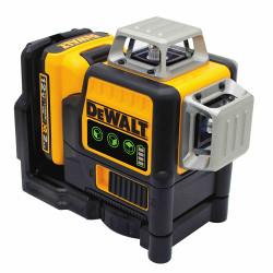 DeWalt -  12V  Self-Leveling 3x360 Laser - Green Beam - DW089LG