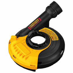 "DeWalt -  5"" Surfacing Shroud (Shroud only) - DWE46152"