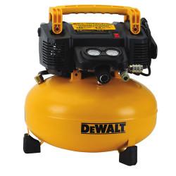DeWalt -  Heavy Duty 165 PSI Pancake Compressor - DWFP55126