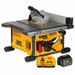 DeWalt -  FLEXVOLT™ 60V TABLE SAW 1 BATTERY KIT - DCS7485T1