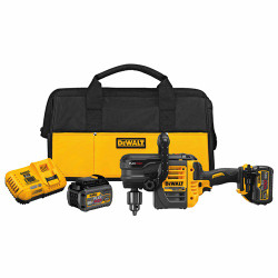 DeWalt -  FLEXVOLT™ 60V MAX* VSR STUD AND JOIST DRILL KIT WITH E-CLUTCH® SYSTEM - DCD460T2