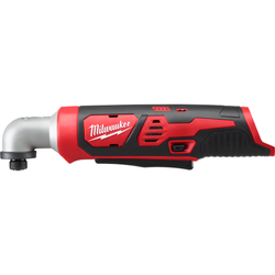 "Milwaukee 2467-20 - M12™ 1/4"" Hex Right Angle Impact Driver (Tool Only)"