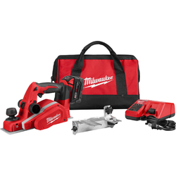 "Milwaukee 2623-21 - M18™ 3-1/4"" Planer Kit"
