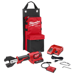 Milwaukee 2672-21S - M18™ FORCE LOGIC™ Cable Cutter Kit with 477 ACSR Jaws