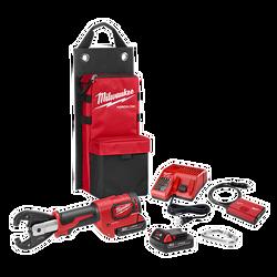 Milwaukee 2678-22K - M18™FORCE LOGIC™ 6T Utility Crimper Kit with Kearney Grooves