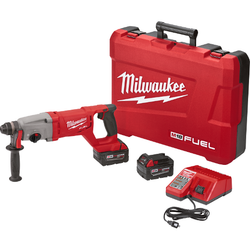 "Milwaukee 2713-22 - M18 FUEL™ 1"" SDS Plus D-Handle Rotary Hammer Kit"