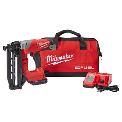 Milwaukee 2741-21CT - M18 FUEL™ 16ga Straight Finish Nailer Kit