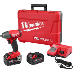 "Milwaukee 2754-22 - M18 FUEL™ 3/8"" Compact Impact Wrench w/ Friction Ring Kit"