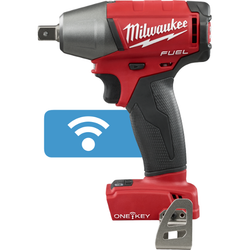 "Milwaukee 2759-20 - M18 FUEL™ with ONE-KEY™ 1/2"" Compact Impact Wrench w/ Pin Detent (Tool Only)"