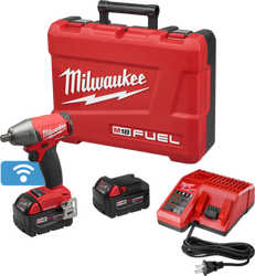 "Milwaukee 2759-22 - M18 FUEL™ with ONE-KEY™ 1/2"" Compact Impact Wrench w/ Pin Detent Kit"