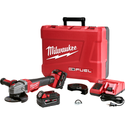 "Milwaukee 2783-22 - M18 FUEL™ 4-1/2"" / 5"" Braking Grinder Kit"