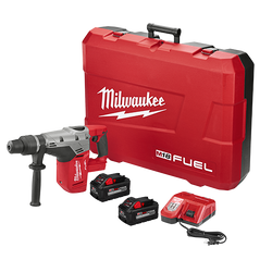 "Milwaukee 2717-22HD - M18 FUEL™ 1-9/16"" SDS Max Hammer Drill Kit"