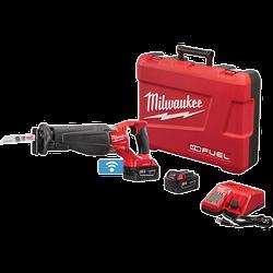 Milwaukee 2721-22 - M18 FUEL™ SAWZALL® Reciprocating Saw w/ ONE-KEY™ Kit