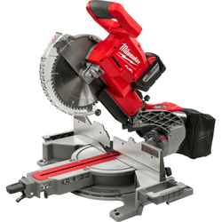 Milwaukee 2734-21HD - M18 FUEL™ Dual Bevel Sliding Compound Miter Saw Kit