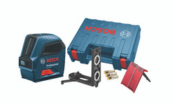 Bosch -  Self-Leveling Cross-Line Laser - GLL 55