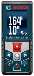 Bosch -  165 Ft. Laser Measure - GLM 50 C
