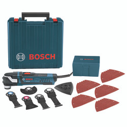 Bosch -  StarlockPlus® Oscillating Multi-Tool Kit with Snap-In Blade Attachment - GOP40-30C
