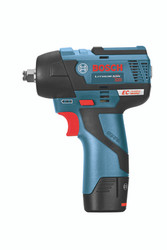 Bosch -  12V MAX EC Brushless 3/8 In. Impact Wrench with Exact-Fit™ Insert Tray - PS82BN