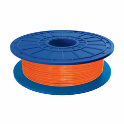 Dremel -  Electric Orange PLA Filament - DF04-01